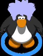 Ghost Puffle Cap in-game