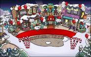 Winterball Town