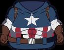 Captain America's Suit Icon