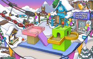 Puffle Party 2020 Ski Village