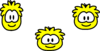 Operation Puffle Post Game Puffles Animation Yellow