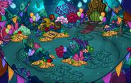 Puffle Party 2020 Underwater Kingdom