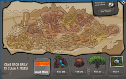 Prehistoric Map 2019