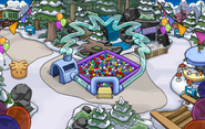 Puffle Party 2020 Forest