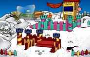 The Fair 2012 Snow Forts
