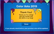 ColorVote2019AfterVoting