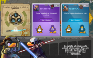 Star Wars Rebels Takeover Party Interface 1 With Tasks