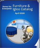 Furniture and Igloo Catalog April 2020