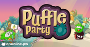 Puffle Party 2020 Twitter Promo