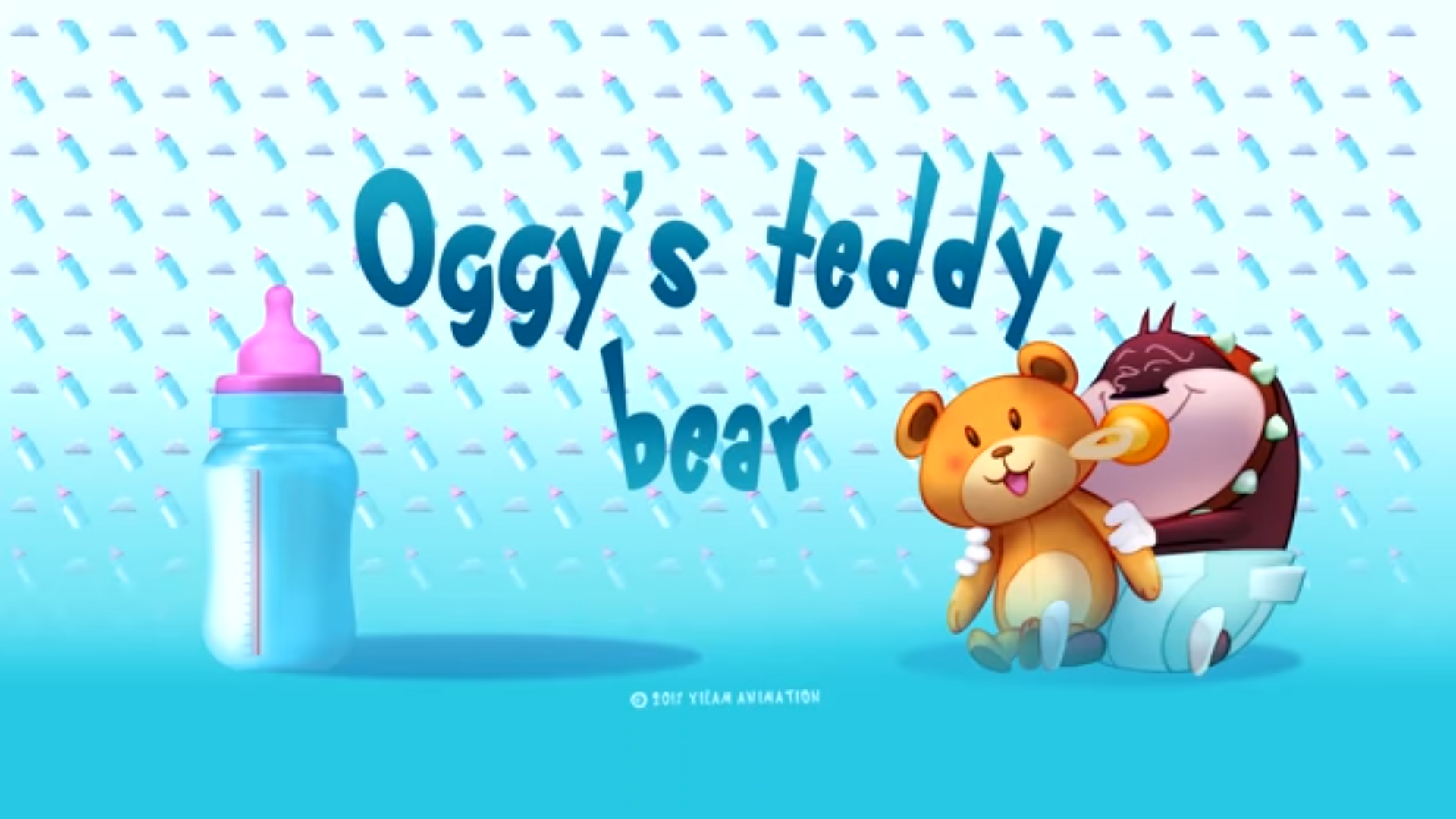 Oggy's Teddy Bear