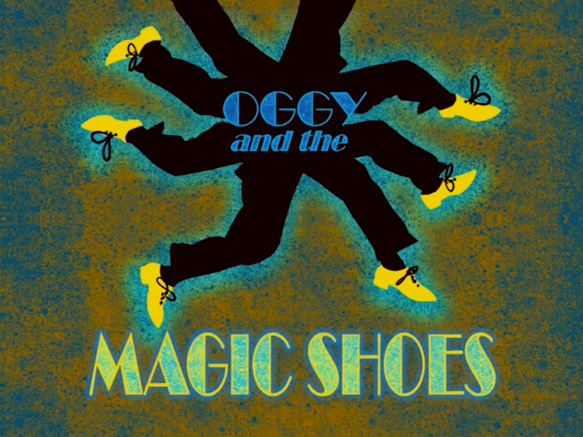 Oggy and the Magic Shoes