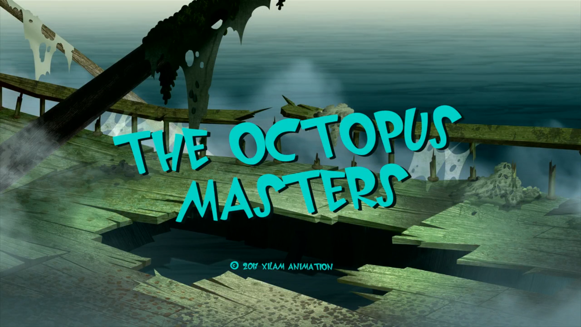 The Octopus Masters