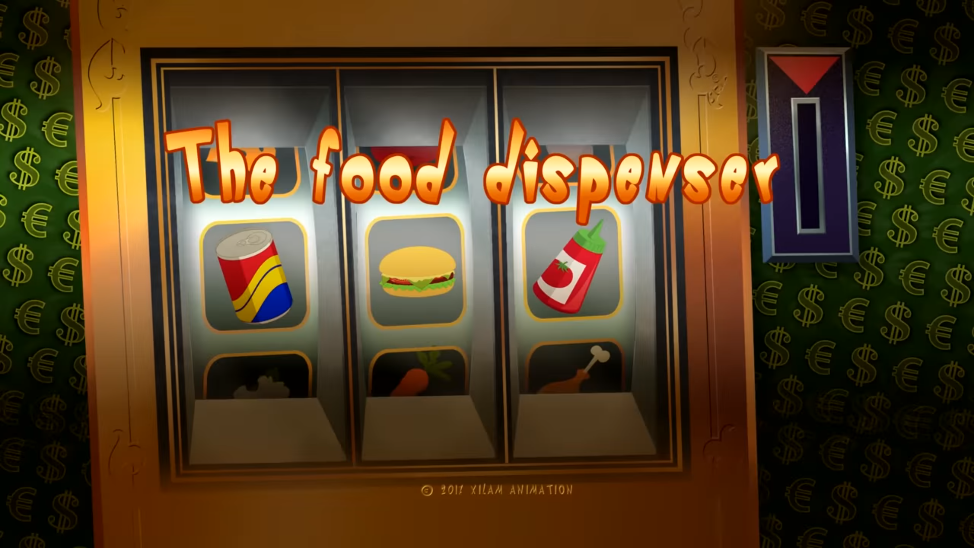 The Food Dispenser