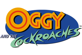 Oggy and the Cockroaches Logo.png