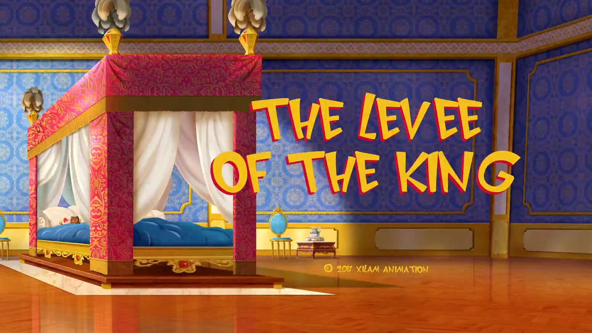 The Levee of the King
