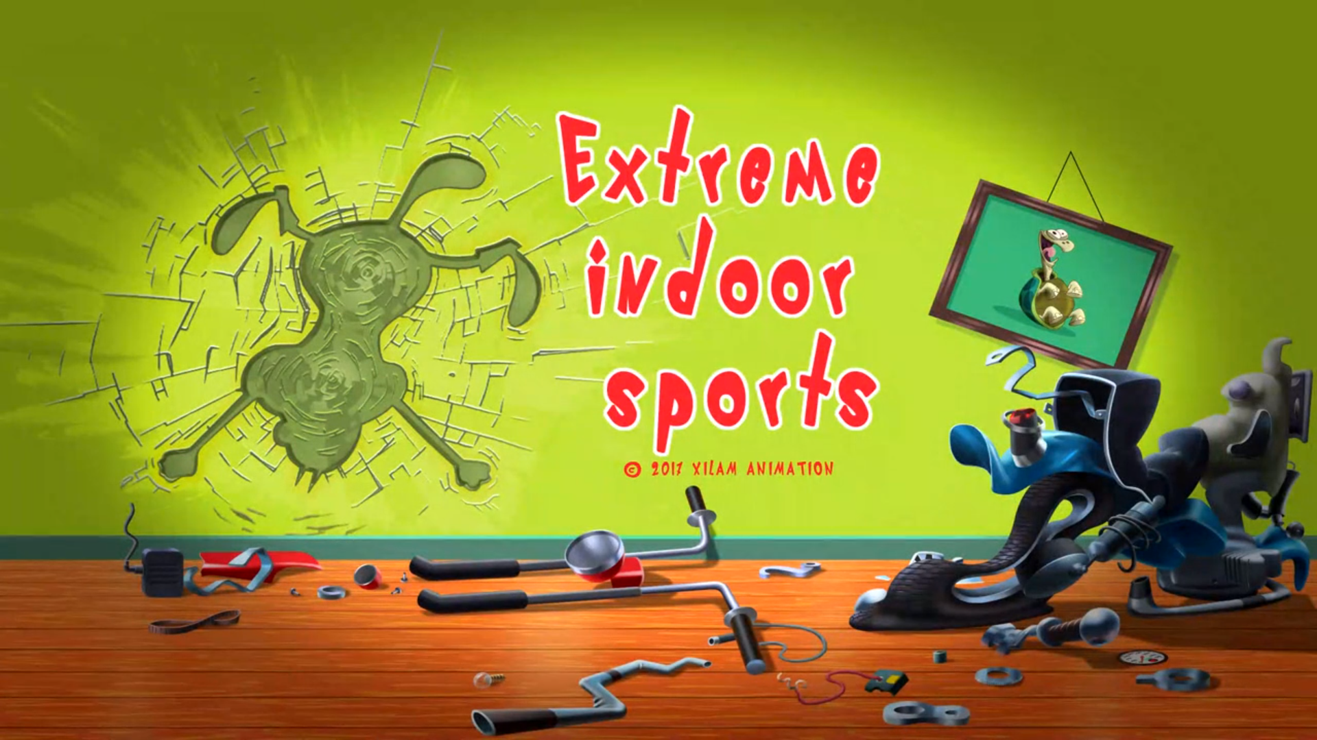 Extreme Indoor Sports
