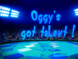 Oggy's Got Talent!