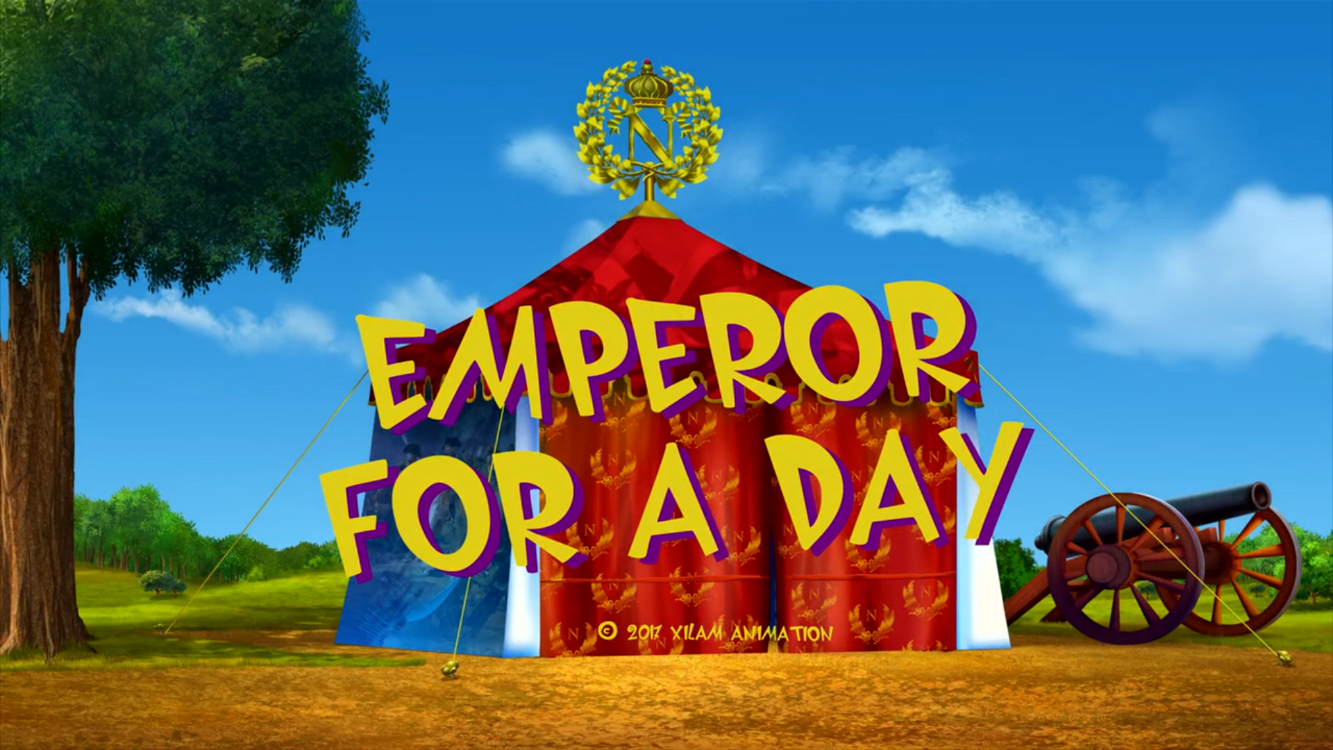Emperor for a Day
