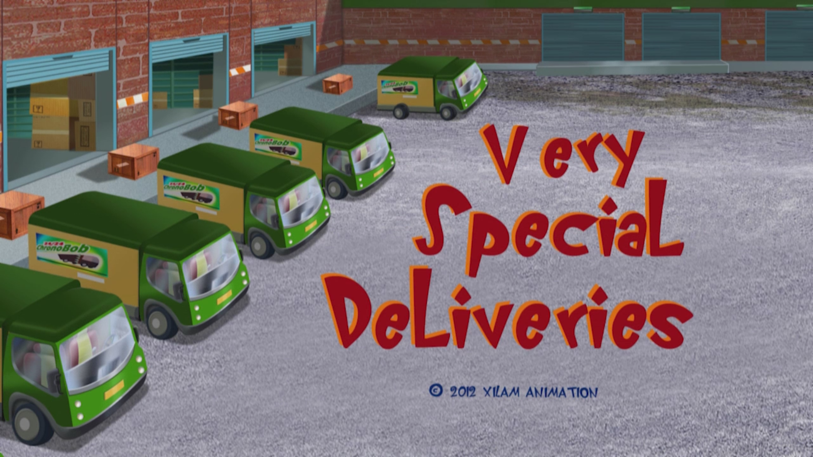 Very Special Deliveries
