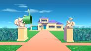 Oggy's House