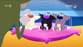 Oggy and the Kittens 2