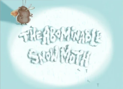 The Abominable Snow Moth