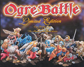 Ogre Battle: The March of the Black Queen Limited Edition