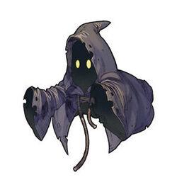 The Ghost's artwork in Tactics Ogre: Let Us Cling Together (PSP)