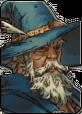 Bayin's portrait in the PSP remake of Tactics Ogre: Let Us Cling Together