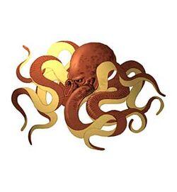 The Octopus' artwork in Tactics Ogre: Let Us Cling Together
