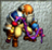 The Beast Master's sprite in Ogre Battle 64: Person of Lordly Caliber