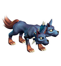 The Hellhound's render in Ogre Battle 64: Person of Lordly Caliber