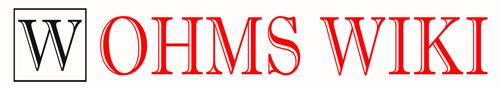 OHMS Wiki