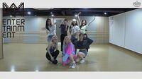 오마이걸(OH MY GIRL) BUNGEE (Fall in Love)(Dance Practice Video)