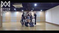 오마이걸(OH MY GIRL) 살짝 설렜어 (Nonstop) Dance Practice Video