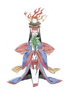 Himiko concept art 2