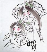 Sakuya & young self