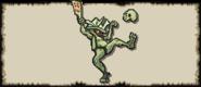 Green Imp Scroll Okamiden
