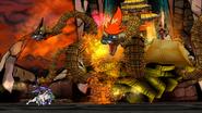 Orochi combat