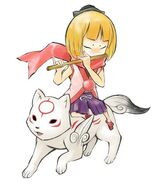 Chibi et Kurow