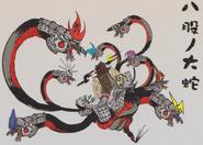Orochi ConceptArt