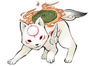 Chibiterasu Divine Retribution.jpg