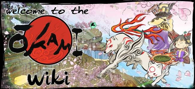 Welcome to Ōkami Wiki!
