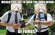 Good word of fumus