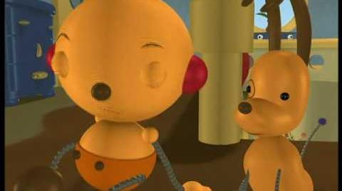 Rolie Polie Olie - What's Up Jack? (French Version)