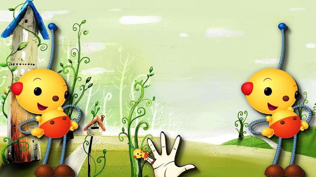 Finger Family Rhymes Rolie Polie Olie Cartoon Finger Family Nursery Rhymes For Children-2