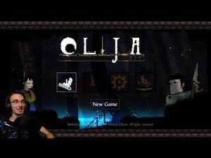 Olija - Enchanted Harpoon to the Face! 💥 (Full Demo Gameplay)