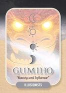 Gumiho Clan card