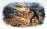 Fenrir battle