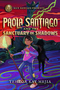 Sanctuary of Shadows Cover